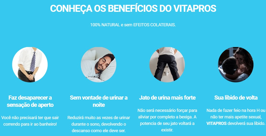VitaPros Mercado Livre